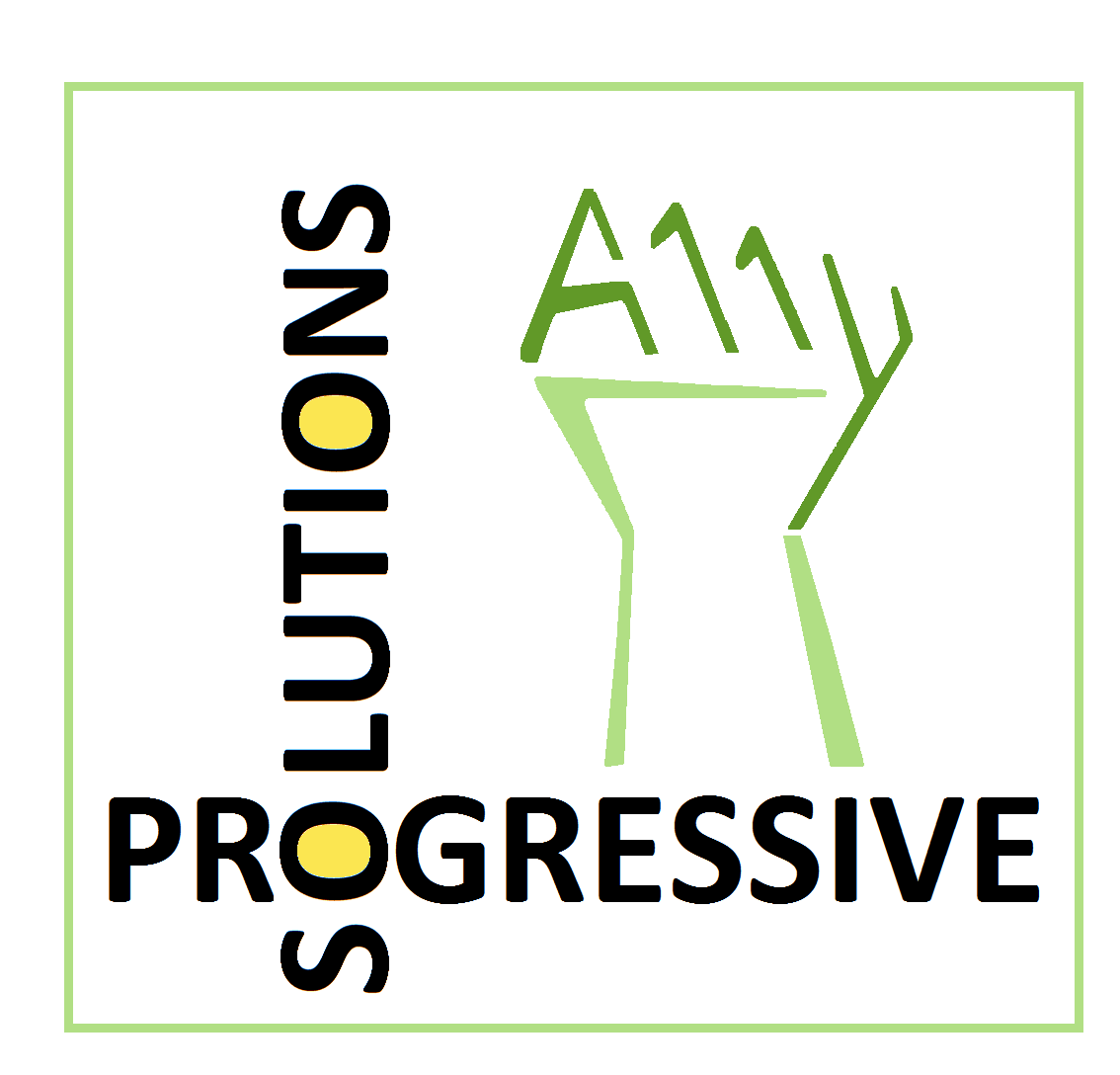 progressive access logo